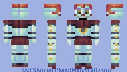 FNaF: Sister Location - Baby remake Minecraft Skin
