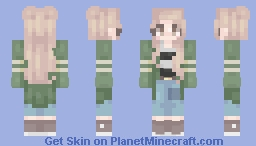 ~I'm only a fool for you~ Minecraft Skin