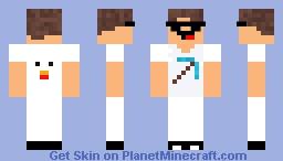 [1.7.X - 1.9.X] The true Miner Minecraft Skin