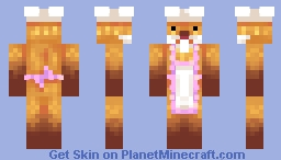 Hey it's my birthday again Minecraft Skin