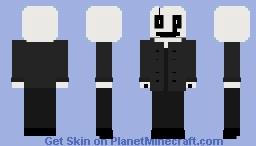 W.D. Gaster Minecraft