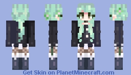i beg to dream and differ from the hollow lies. Minecraft Skin