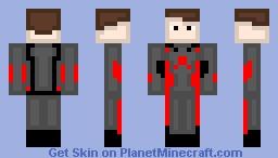 Chase Davenport Lab Rats Original Mission Suit Minecraft Skin