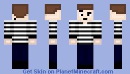 Marcus Lab Rats Douglas Anidroid Son Minecraft Skin