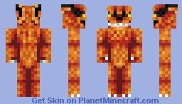 Kyuubi (9 Tails) Minecraft