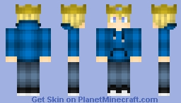 King Epic Andrew Minecraft Skin