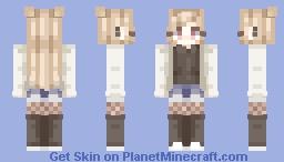 idk i'м bσяєd Minecraft Skin