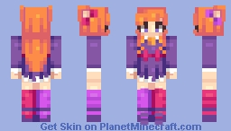 [Gift] - Meggles ( + Contest Extended) Minecraft Skin
