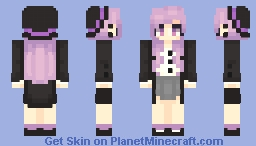 🐱 | nearly witches Minecraft Skin