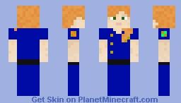 Oppidum Female Minecraft Skin