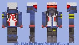 Overwatch - Soldier 76