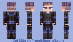 Rendrin the Rogue [Content Entry] Minecraft Skin