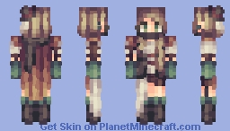 Scarlet | Contest Minecraft Skin