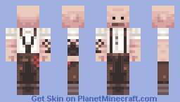 krups, the first skin Minecraft Skin