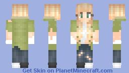 ♥ This Is Destiny ♥ Minecraft Skin