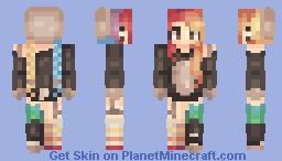 ⌊uℵašoα⌊ ~ Panda Panda Panda Minecraft Skin