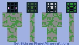 MobSpawnerBEAT Minecraft Skin
