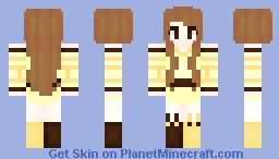 Caramel - ςσѕєℓℓє Minecraft Skin