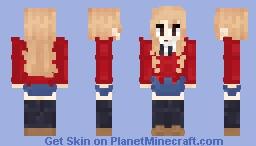 Taiga Aisaka  ~ᴹᵒⁿᵒ Minecraft Skin