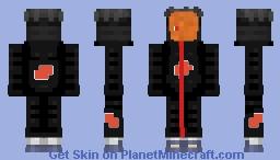 Tobi ◊ Madara Uchiha ◊ Obito Uchiha (Naruto Shippuden) Minecraft Skin