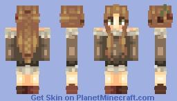 ChCh Latte Minecraft Skin