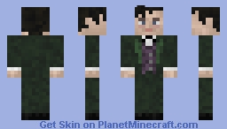 The Penguin - Gotham Minecraft Skin