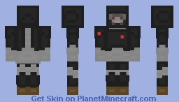 2016 Doomguy Minecraft Skin