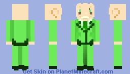 Mr. Green Minecraft Skin
