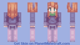 ~ Daphne - Round 3 of Icarian's and Witchi's Contest ~ Minecraft Skin