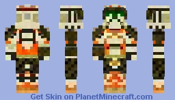 Commander Seradin Minecraft