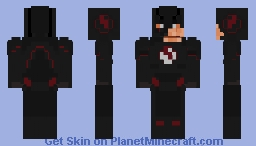 The BLACK FLASH   CW Minecraft