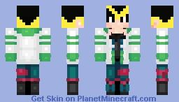 kiro Minecraft Skin