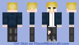 Ethan~ ST Minecraft Skin