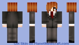 girl hitman Minecraft Skin