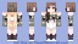 Moon redo (RosieRileys Contest) Minecraft Skin