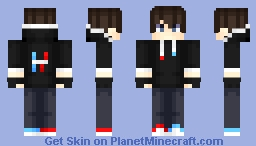 Twenty One Pilots Fanboy owo (Check Out Description For Kewlness) Minecraft Skin