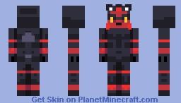 Litten · Pokemon Sun & Moon Minecraft Skin