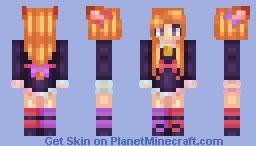 fanskin - meggles Minecraft Skin