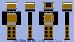 Dalek skin