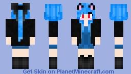Anime Girl Minecraft Skin