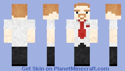 Shaun Minecraft Skin