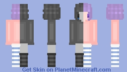 ~Hidden behind a Mask~-~ ϟ℘øẘẕ Minecraft Skin