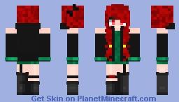 heart Minecraft Skin