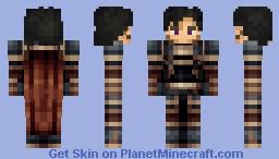 Aeron Dalgar Minecraft Skin
