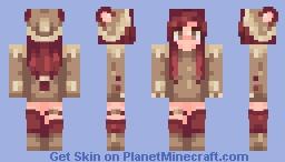Oblivion Dearest Minecraft Skin