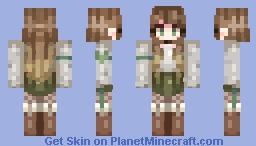 i hope you had the tiiime of your life. Minecraft Skin