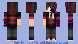 First Time Teleporting Minecraft Skin