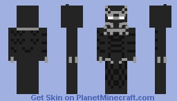 Black Panther {3D Claw} Minecraft Skin