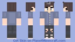 ~ Vessel ~ Minecraft Skin