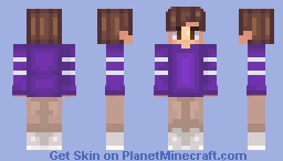 Cute Kawaii Skin! Minecraft Skin